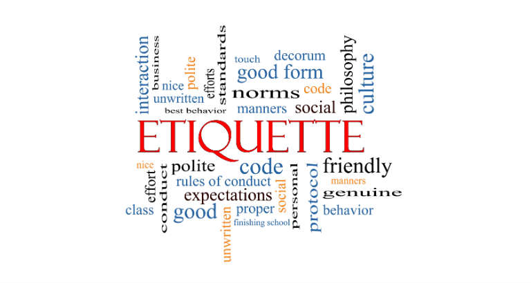 7 Skills for Better Business Etiquette