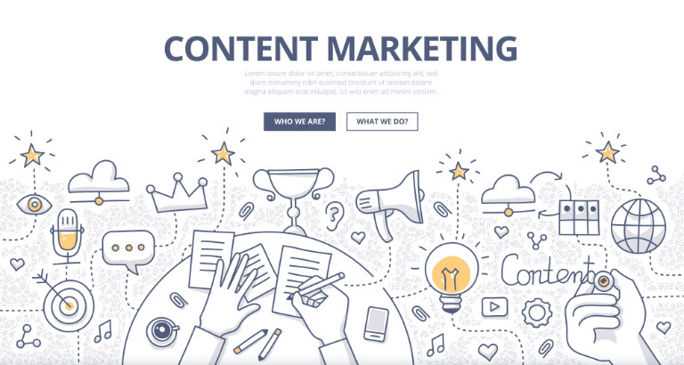 How to Use Content Marketing to Become an Authority